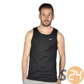 Nike nike tank-embrd swoosh Ujjatlan t shirt 707365-0010