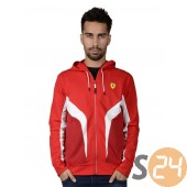 Puma sf hooded sweat jkt Végigzippes pulóver 761560-0002