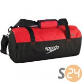 Speedo Sport utazótáska Duffel bag au black/red 8-091906236