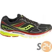 Saucony  Powergrid guide 7 fekete-citrom-piros futócipő, sportcipő ffi S20227-6