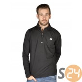 Russel Athletic 1/4 zip l/s top Belebújós pulóver A4-739-2