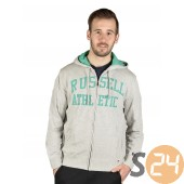 Russel Athletic russell athletic Végigzippes pulóver A50031-0091