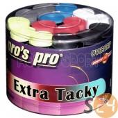 Pro's pro extra tacky fedőgrip, 60 db sc-7582