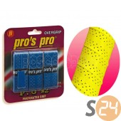 Pro's pro perforated fedőgrip 3 db, kék sc-5807