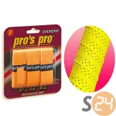 Pro's pro perforated fedőgrip 3 db, narancs sc-5808
