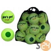 Pro's pro stage 1 teniszlabda, 12 db sc-6104