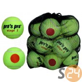 Pro's pro stage 2 teniszlabda, 12 db sc-5827