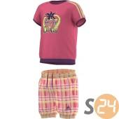 Adidas Póló - Short szett I j g beach set D87916
