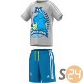 Adidas Póló - Short szett Lk dy m uni set D89871