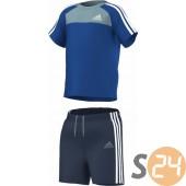 Adidas Póló - Short szett I j 3s set F49621