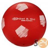 Get&go piros labda, 21 cm sc-21554