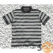Getback Póló Csíkos galléros t-shirt H256X