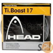 Head titanium boast squash húr, 10 m sc-1400