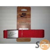 Nike eq Övek Nike sportswear belt osfm action red N.IA.28.698.OS