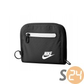 Nike eq Pénztárca Nike heritage small wallet ns black/white N.IA.C7.010.NS