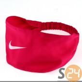 Nike eq Fejpánt Nike dri-fit wide studio headband fireberry/white N.JN.05.671.NS