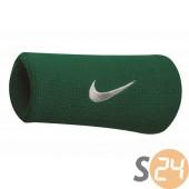 Nike eq Csuklópánt Nike swoosh doublewide wristbands gorge green/white N.NN.05.319.OS