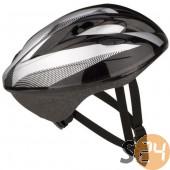 Nijdam kerékpáros sisak, fekete sc-17794