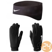 Nike nike mens running thermal headband/glov Kesztyű NRC26001LG