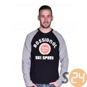 Rossignol ski speed ls Rövid ujjú t shirt RL3MY13-0200