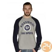 Rossignol ski speed ls Rövid ujjú t shirt RL3MY13-0280