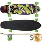 Spokey zombie longboard sc-17548