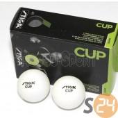 Stiga cup ping-pong labda, 6 db sc-11191