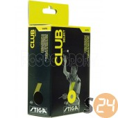 Stiga club select ping-pong labda, 6 db sc-11266