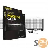 Stiga match clip ping-pong háló sc-11259