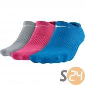 Nike Zokni, Sportzokni 3ppk women's cushion no show ( SX4732-916