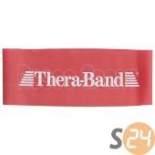 Thera-band loop gumiszalag hurok 20,5 cm közepes-piros sc-10546