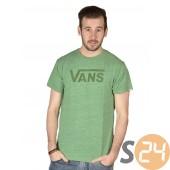 Vans vans classic heather Rövid ujjú t shirt V0UM1T3