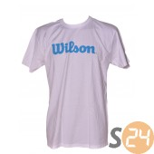Wilson claim victory tee Rövid ujjú t shirt WR1034100
