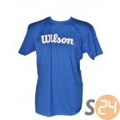 Wilson claim victory tee Rövid ujjú t shirt WR1034500