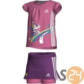Adidas Póló - Short szett I dyq dai s-set X13201