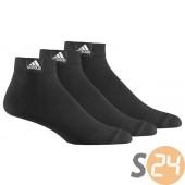 Adidas Zokni, Sportzokni Ankle plain t3p Z25923